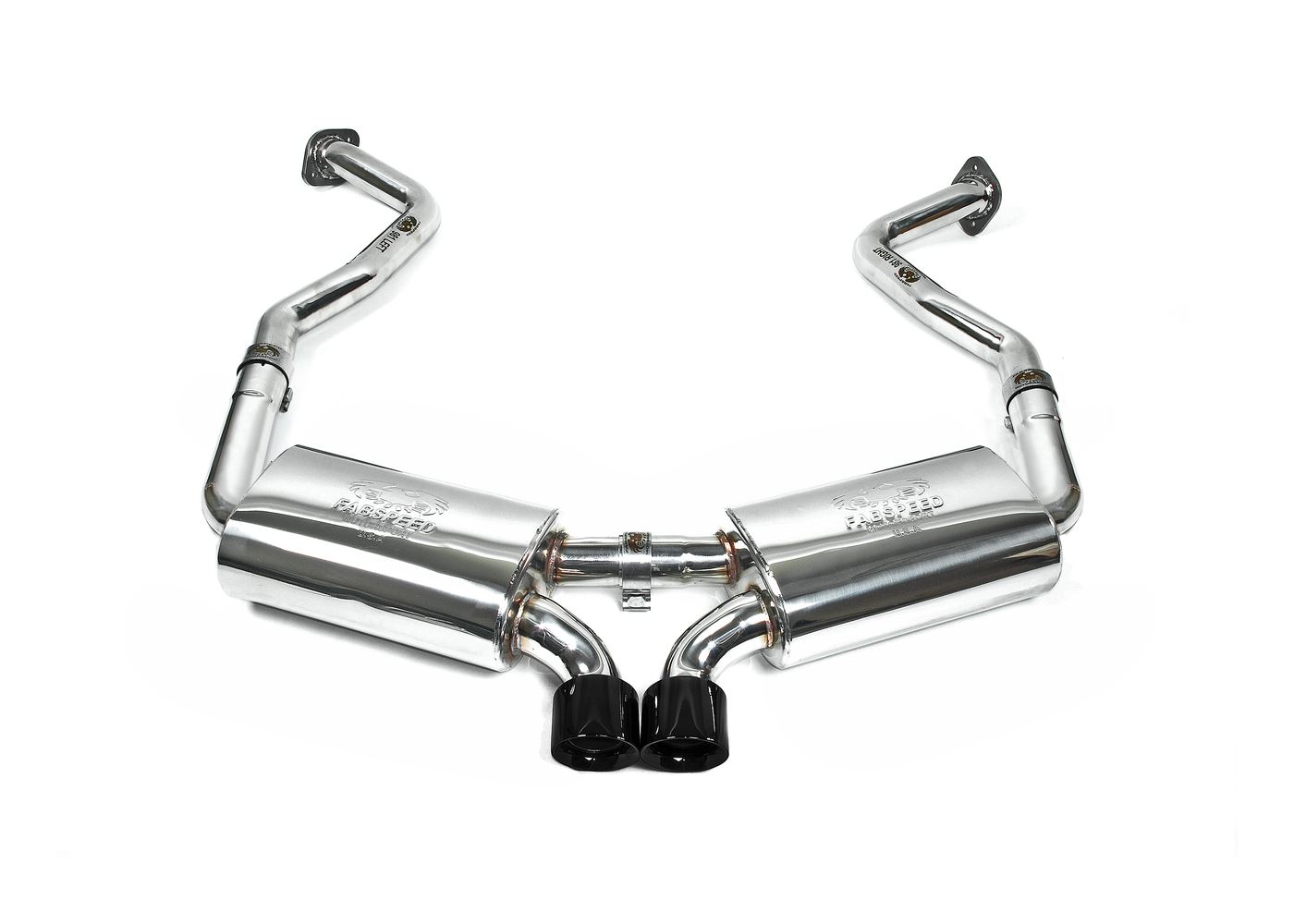 best exhaust  cayman maxflo
