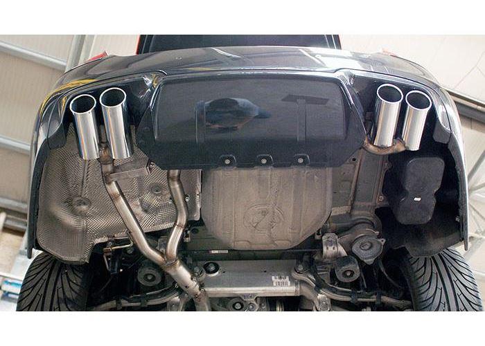 Best Exhaust Supersprint Bmw F10 F11 520d Rear Muffler
