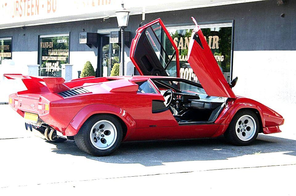 Best Exhaust Kreissieg Lamborghini Countach Qv Catback F1 Sound