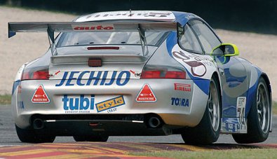 Tubi Style is involved with various professional race teams