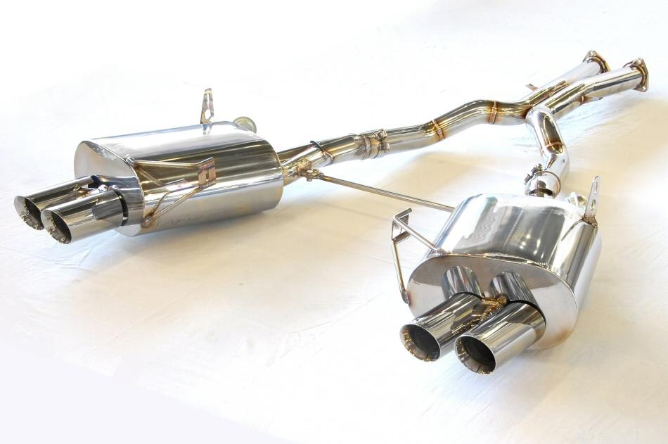 Best Exhaust Kreissieg Bmw E85 Z4m Catback F1 Sound