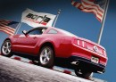 Ford Mustang GT 2010 Cat-Back Exhaust S-Type