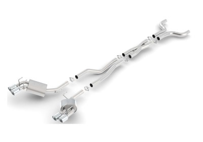 Chevy Camaro ZL1/ 1LE 2012-2015 Cat-Back Exhaust ATAK