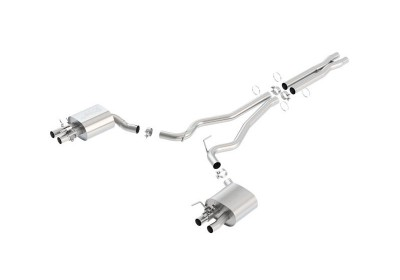 Ford Mustang Shelby GT350 2015-on Cat-Back Exhaust ATAK
