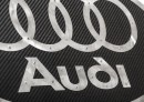 Carbon Fiber Wall Art - Audi