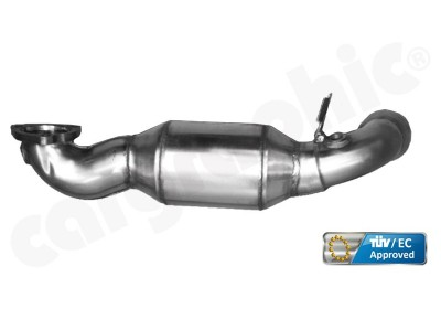 Downpipe with Sport Catalytic Converter